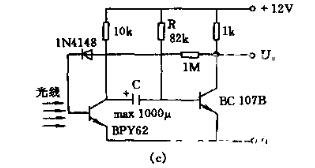 单稳态触发器电路图