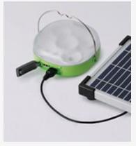 松下公司即将推出一款多功能的太阳能LED提灯
