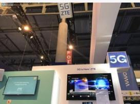 高通和中兴通讯利用5G网络实现了语音通话
