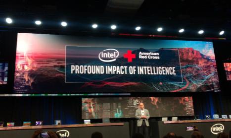 英特尔首席执行官司睿博表示到2025年全球数据量估计将达到175ZB