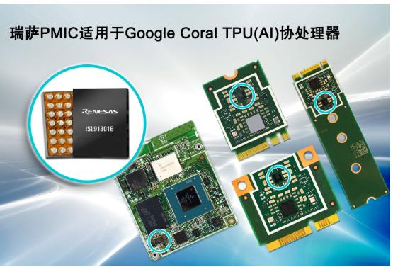 瑞萨电子高效电源管理IC应用于Google Co...