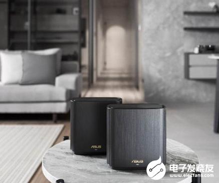华硕推出Wi-Fi 6 mesh路由 设计灵感源自Zen顶部同心圆