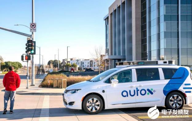 AutoX联手FCA 联手布局亚洲自动驾驶版图