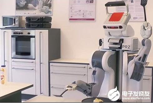 美企推出比萨饼机器人 可以最大程度节省人力