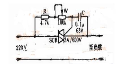 三款电压调节器电路图
