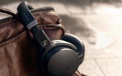 森海塞尔推出新款无线耳机,续航可达30小时