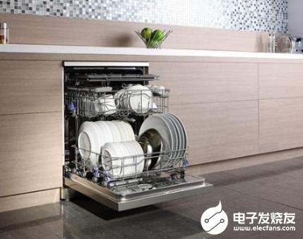 洗碗机产品升级持续进行 行业竞争也越加的激烈