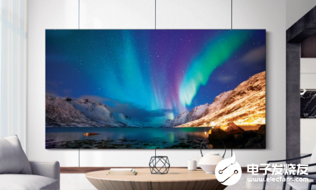 三星携2020 QLED 8K电视亮相 创造了消费者屏幕使用的新方式