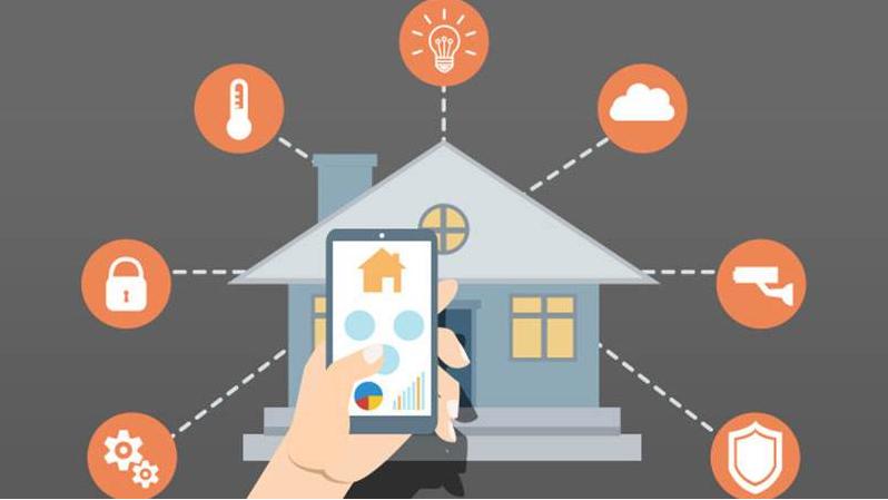 智能家居市场到2020年市场规模将达到5819....