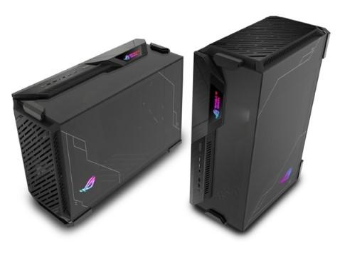 华硕ROG Z11 ITX机箱发布,支持ATX电源和神光同步炫