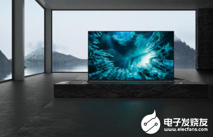 索尼电视携8K及OLED新品亮相CES 进一步推...