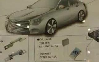 汽车连接器的应用特点以及发展趋势分析