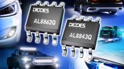 Diodes 推出2款車規格降壓LED驅動器 適用于驅動汽車內外部LED照明