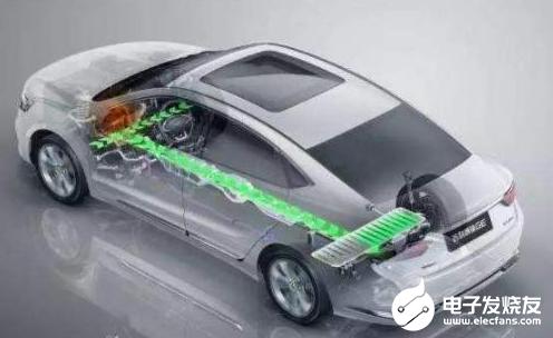 纯电动汽车是如何执行减速操作的