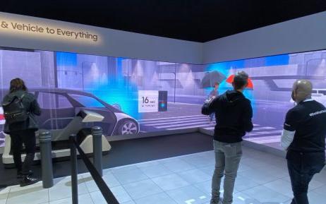 在2020年CES上 5G熱潮已從手機轉移到PC,汽車和基礎設施
