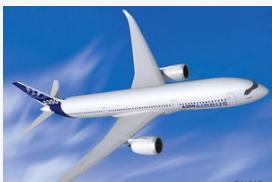 美国镜泰公司将为空客飞机上提供新一代的电致变色舷窗
