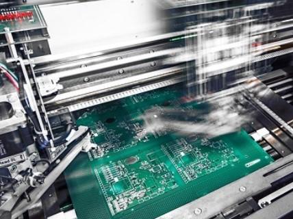 SMT加工模板印刷的基本操作流程