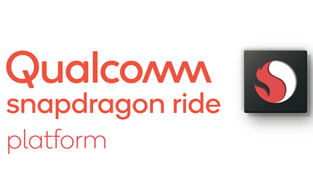 Qualcomm Snapdragon Ride...