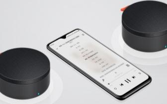 小米推出新品蓝牙音箱,支持无线立体声互联
