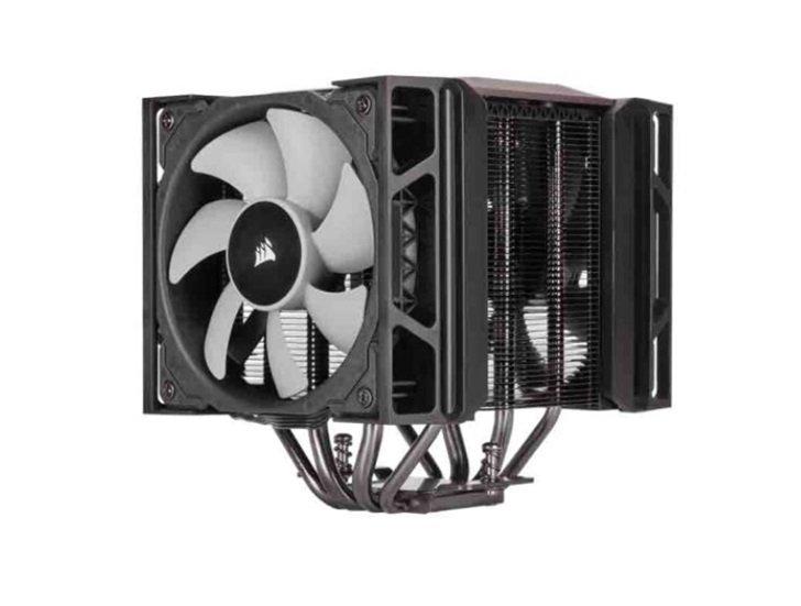 海盗船推出A500塔式风冷散热器,支持AMD和Intel处理器使用
