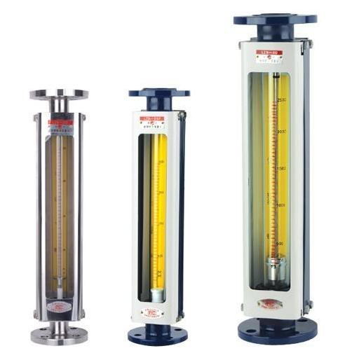 玻璃转子流量计的安装与使用