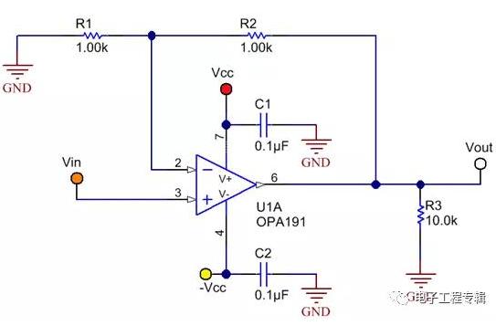 如何布设运算放大器的PCB电路板