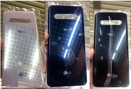 LG V60 ThinQ真机图片曝光搭载了骁龙8...