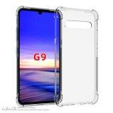 LG G9 ThinQ带壳渲染图曝光 支持屏幕指纹识别并搭载四颗摄像头
