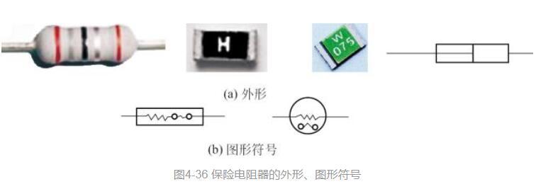 保险电阻器的基础知识(作用_代换_应用)