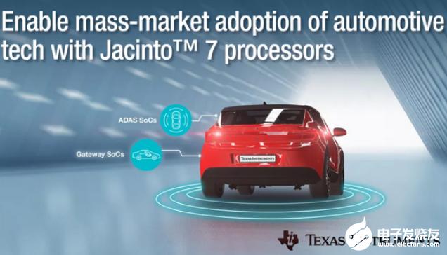 芯片商燃爆自动驾驶 汽车将是未来商家争夺的焦点市场