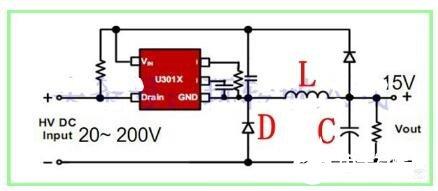 常用DC/DC芯片的工作原理圖
