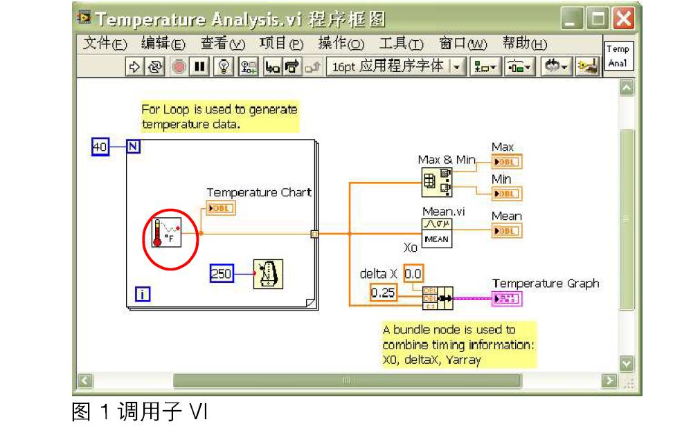 LabVIEW初级教程之VI图标和连线板的详细资料说明