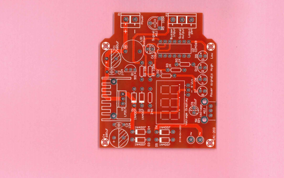 12V电源电路的PCB板免费下载