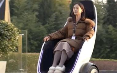 小米生态链Segway轮椅平衡车面世, 平衡车产...