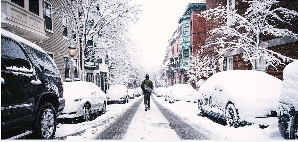 物联网在冬天的路上可以做些什么