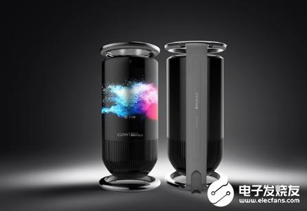 柔宇推出带有显示屏的新型智能音箱 支持Amazon Alexa