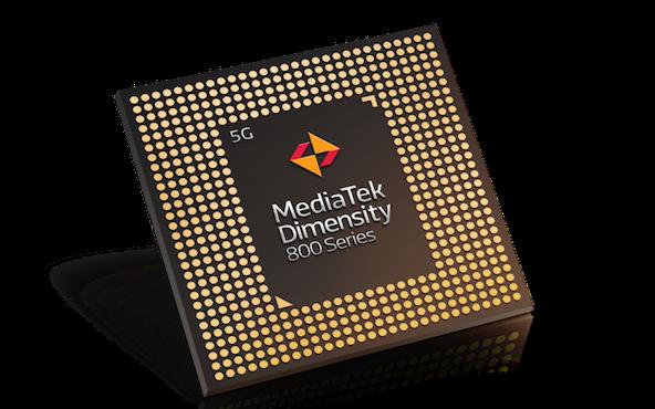 聯發科發布5G芯片Dimensity 800 上攻中端機型
