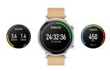 华为在新加坡发布两款智能手表
