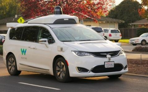 Waymo自主驾驶汽车公路测试里程超2000万英...