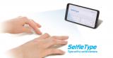 三星展示虚拟键盘,利用智能手机分析手指动作