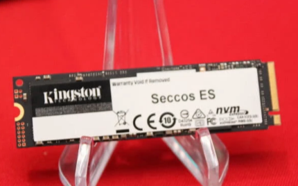 金士顿新一代固态硬盘曝光,采用12nm节能设计
