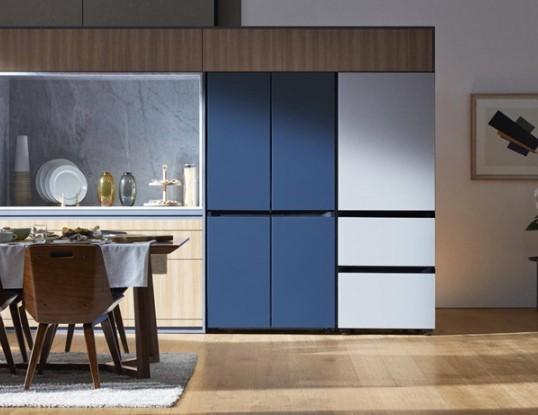 CES 2020:三星推出全新家電品類,三款系列冰箱產品令人眼前一亮