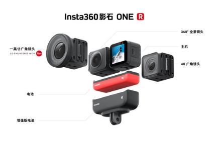 Insta360推出ONE R运动相机,搭载徕卡...