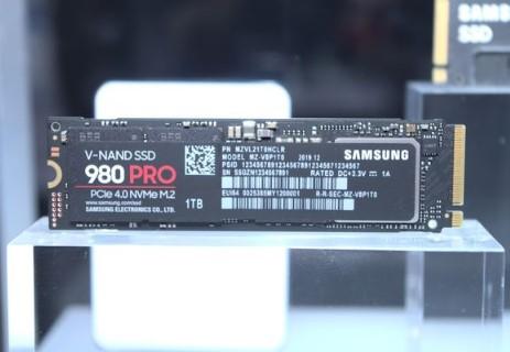 三星PCIe 4.0 SSD 980 Pro推出,采用Phison E16主控