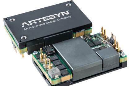 雅特生科技全新1300W 1/4砖直流/直流电源转换器,支持48V数据中心和网络设备