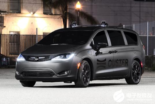 Ouster发布两款新型高分辨率激光雷达传感器,为自动驾驶提供更安全的技术