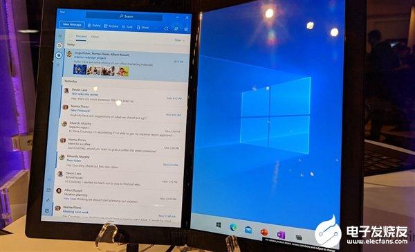 聯想ThinkPad X1 Fold實拍 Win...