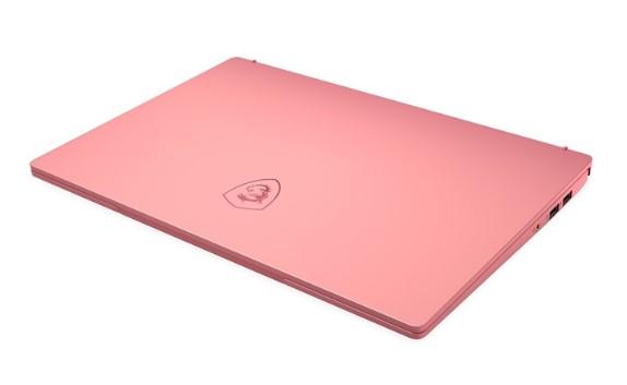 微星推出Prestige 14粉色版本,搭载十代...