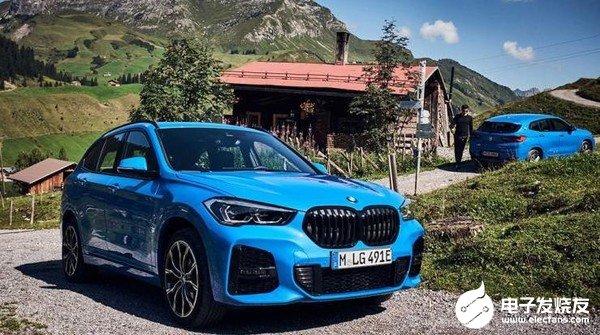 宝马正式公布了新款X1和X2插电式混动版车型