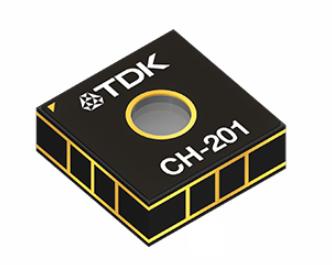 TDK的MEMS超聲波ToF傳感器解決方案與光學ToF傳感器相比具有很多優勢